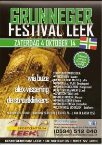 grunn.festival Leek